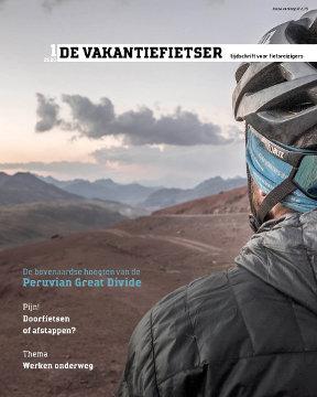 De Wereldfietser | winter 2020 WF20A  De Wereldfietser Tijdschriften  Fietsreisverhalen Wereld als geheel