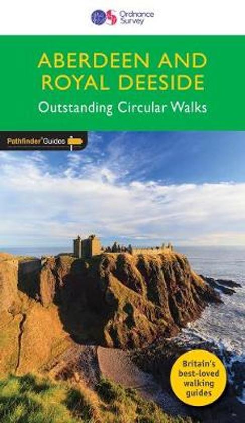 PG-46  Aberdeen and Royal Deeside Pathfinder Guide 9780319090558  Crimson Publishing / Ordnance Survey Pathfinder Guides  Wandelgidsen de Schotse Hooglanden (ten noorden van Glasgow / Edinburgh)