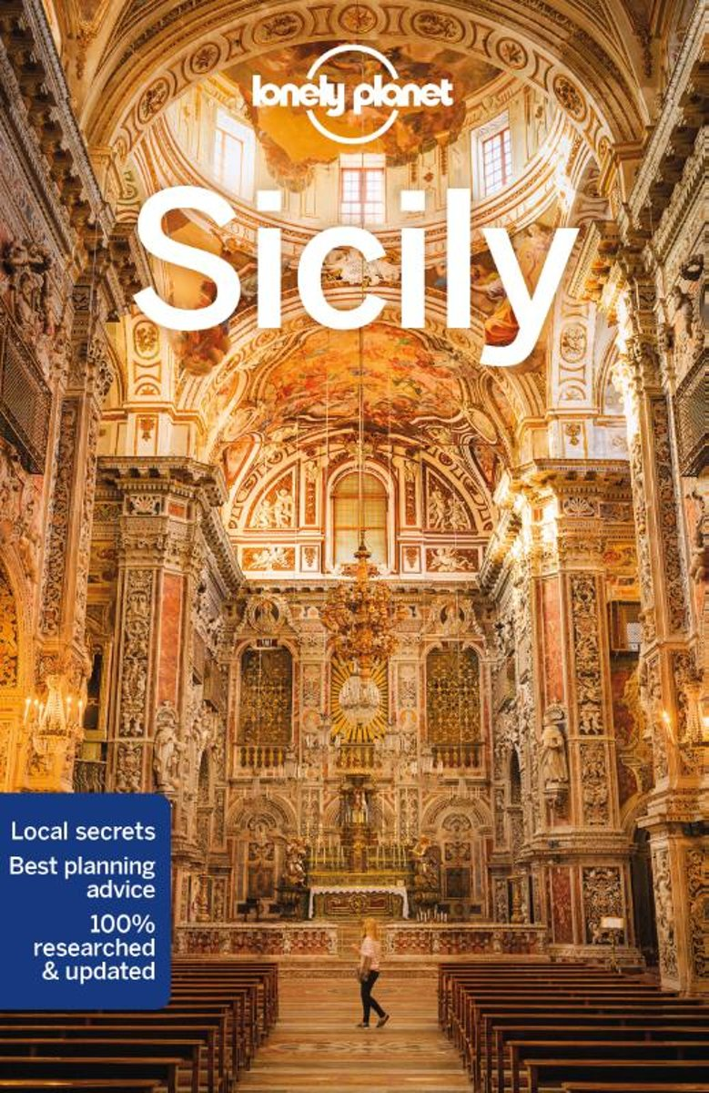 Lonely Planet Sicily 9781786575777  Lonely Planet Travel Guides  Reisgidsen Sicilië