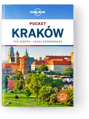 Krakow Pocket Lonely Planet Pocket Guide 9781786575821  Lonely Planet Lonely Planet Pocket Guides  Reisgidsen Polen
