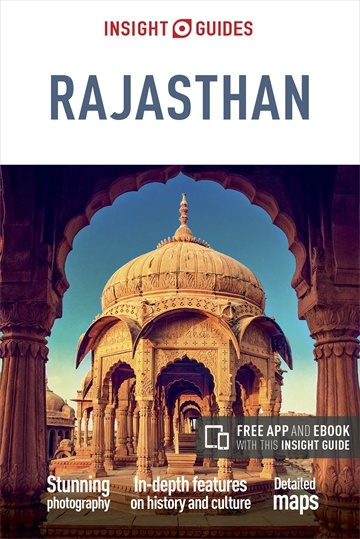 Insight Guide Rajasthan 9781786716156  APA Insight Guides/ Engels  Reisgidsen India