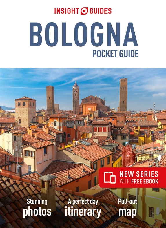 Insight Pocket Guide Bologna 9781789191554  APA Insight Pocket Guides  Reisgidsen Bologna, Emilia-Romagna