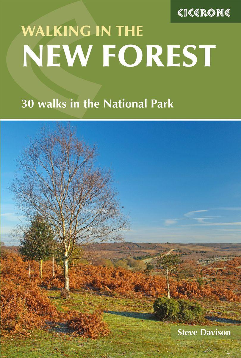 Walking in the New Forest 9781852848774 Davison Cicerone   Wandelgidsen Zuidoost-Engeland