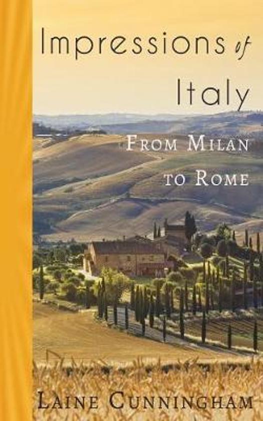 Impressions of Italy | fotoboekje 9781946732811 Laine Cunningham Laine Cunningham   Fotoboeken Italië
