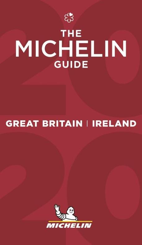 Michelin Gids Groot-Brittannië/Ierland 2020 9782067238954  Michelin Rode Jaargidsen  Hotelgidsen, Restaurantgidsen Britse Eilanden