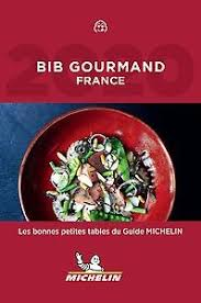 Bib Gourmand France Michelin 2020 9782067241961  Michelin Rode Jaargidsen  Restaurantgidsen Frankrijk