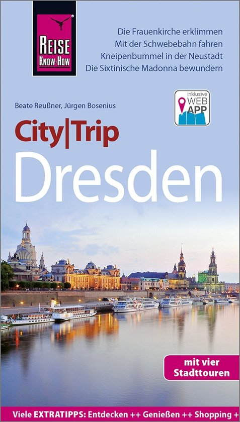City Trip Dresden 9783831732005  Reise Know-How City Trip  Reisgidsen Dresden