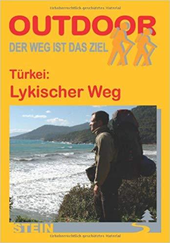 Lykischer Weg | wandelgids (Duitstalig) 9783866865570 Hennemann Conrad Stein Verlag Outdoor - Der Weg ist das Ziel  Meerdaagse wandelroutes, Wandelgidsen Turkse Riviera, overig Turkije