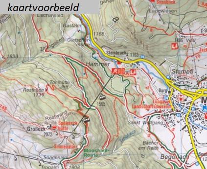 KP-36  Innsbruck, Brenner | Kompass wandelkaart 1:50.000 9783990444726  Kompass Wandelkaarten Kompass Oostenrijk  Wandelkaarten Tirol & Vorarlberg