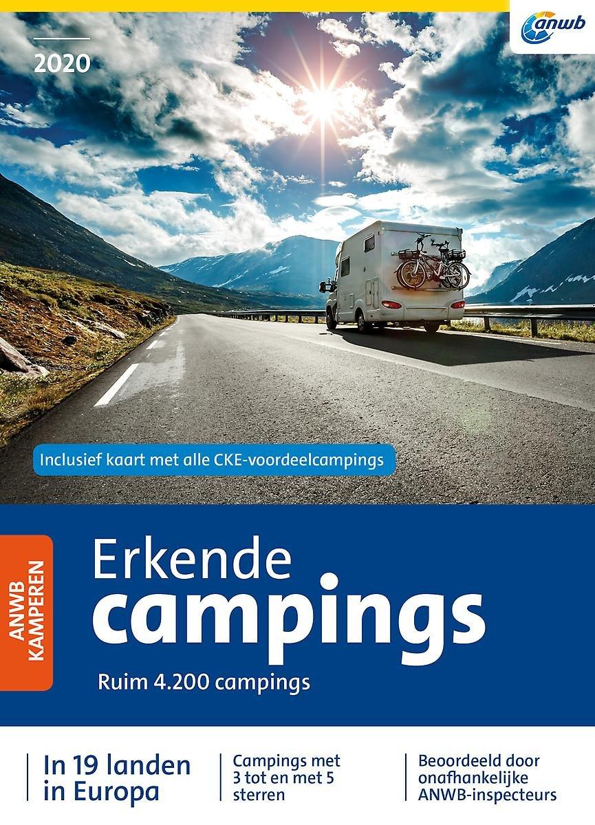ANWB Campinggids 2020 9789018045876  ANWB ANWB Campinggidsen  Campinggidsen Europa