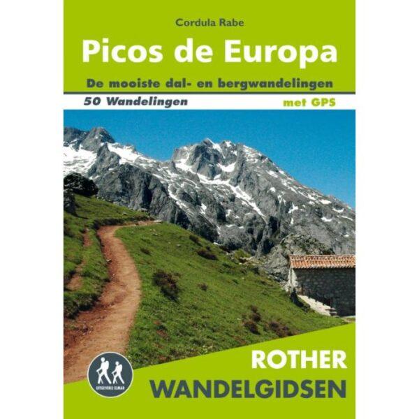 Picos de Europa Rother Wandelgids 9789038927190  Elmar RWG  Wandelgidsen Picos de Europa