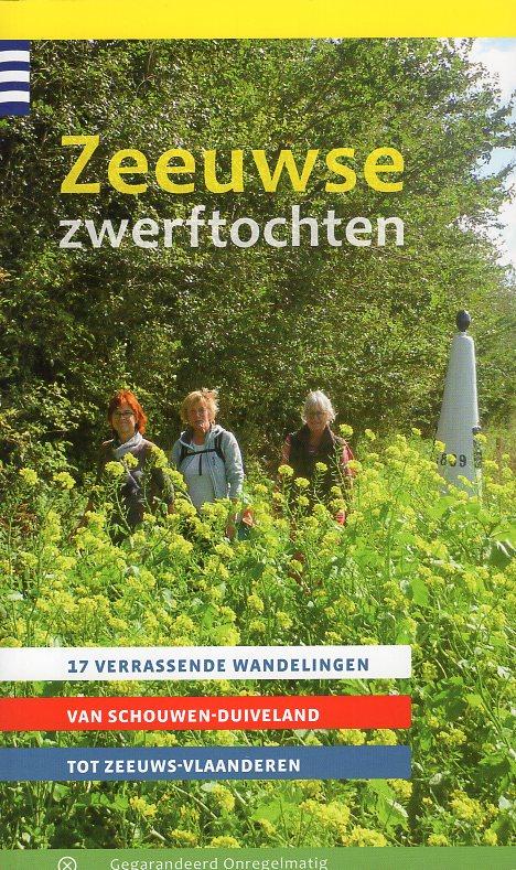 Zeeuwse Zwerftochten 9789078641810 Els van den Kerkhof Gegarandeerd Onregelmatig   Wandelgidsen Zeeland