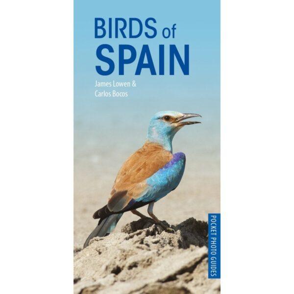 Birds of Spain   vogelgids Spanje 9781472949271  Bloomsbury   Natuurgidsen, Vogelboeken Spanje