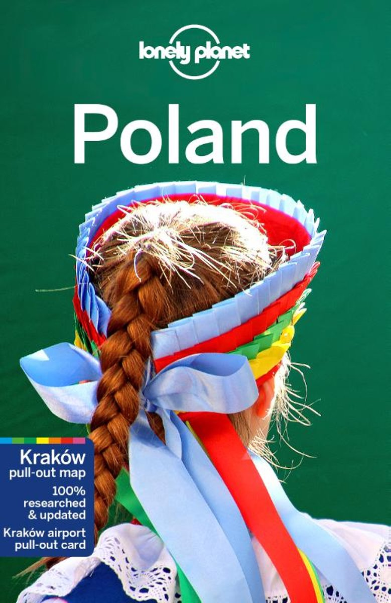 Lonely Planet Poland 9781786575852  Lonely Planet Travel Guides  Reisgidsen Polen