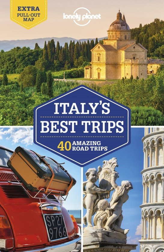 Lonely Planet Italy's Best Trips 9781786576262  Lonely Planet LP Best Trips  Reisgidsen Italië