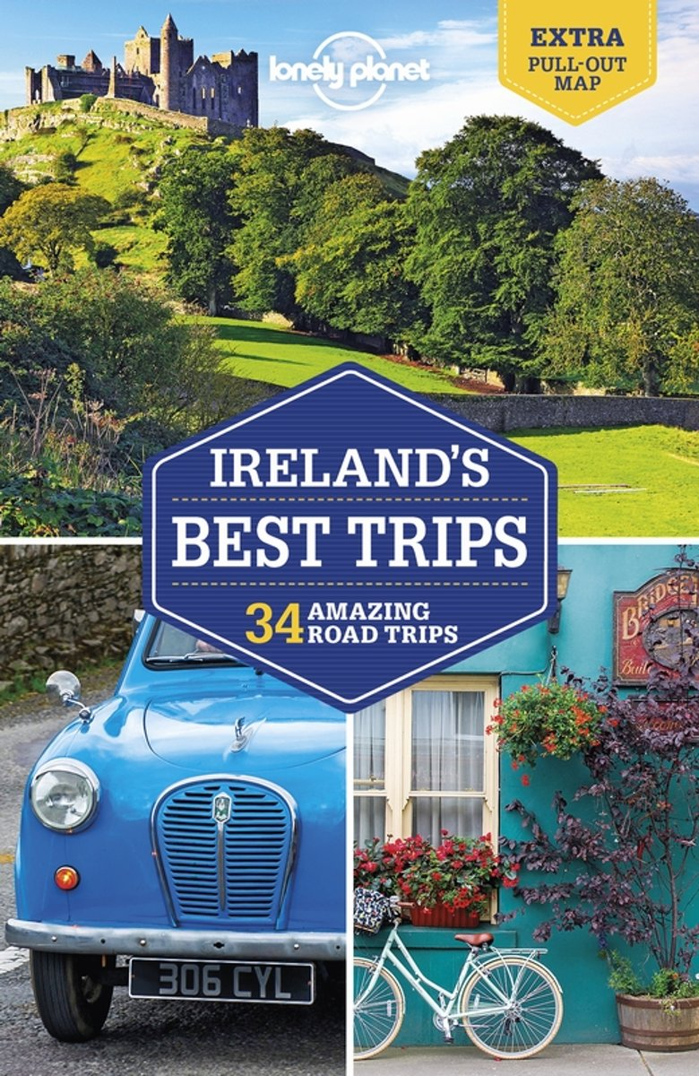 Lonely Planet Ireland Best Trips 9781787013544  Lonely Planet LP Best Trips  Reisgidsen Ierland