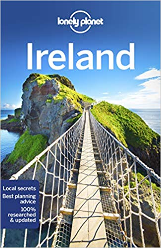 Lonely Planet Ireland 9781787015807  Lonely Planet Travel Guides  Reisgidsen Ierland