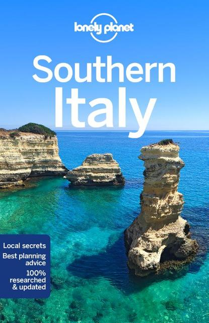 Lonely Planet Southern Italy 9781787016545  Lonely Planet Travel Guides  Reisgidsen Zuid-Italië
