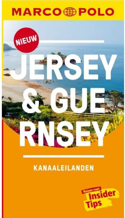 Jersey & Guernsey 9783829758390  Marco Polo MP reisgidsjes  Reisgidsen