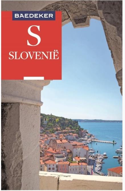 Slovenië Baedeker reisgids 9783829759649  Baedeker Baedeker Nederlands  Reisgidsen Slovenië