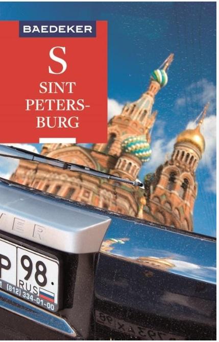 Sint-Petersburg Baedeker reisgids 9783829759656  Baedeker Baedeker Nederlands  Reisgidsen Europees Rusland