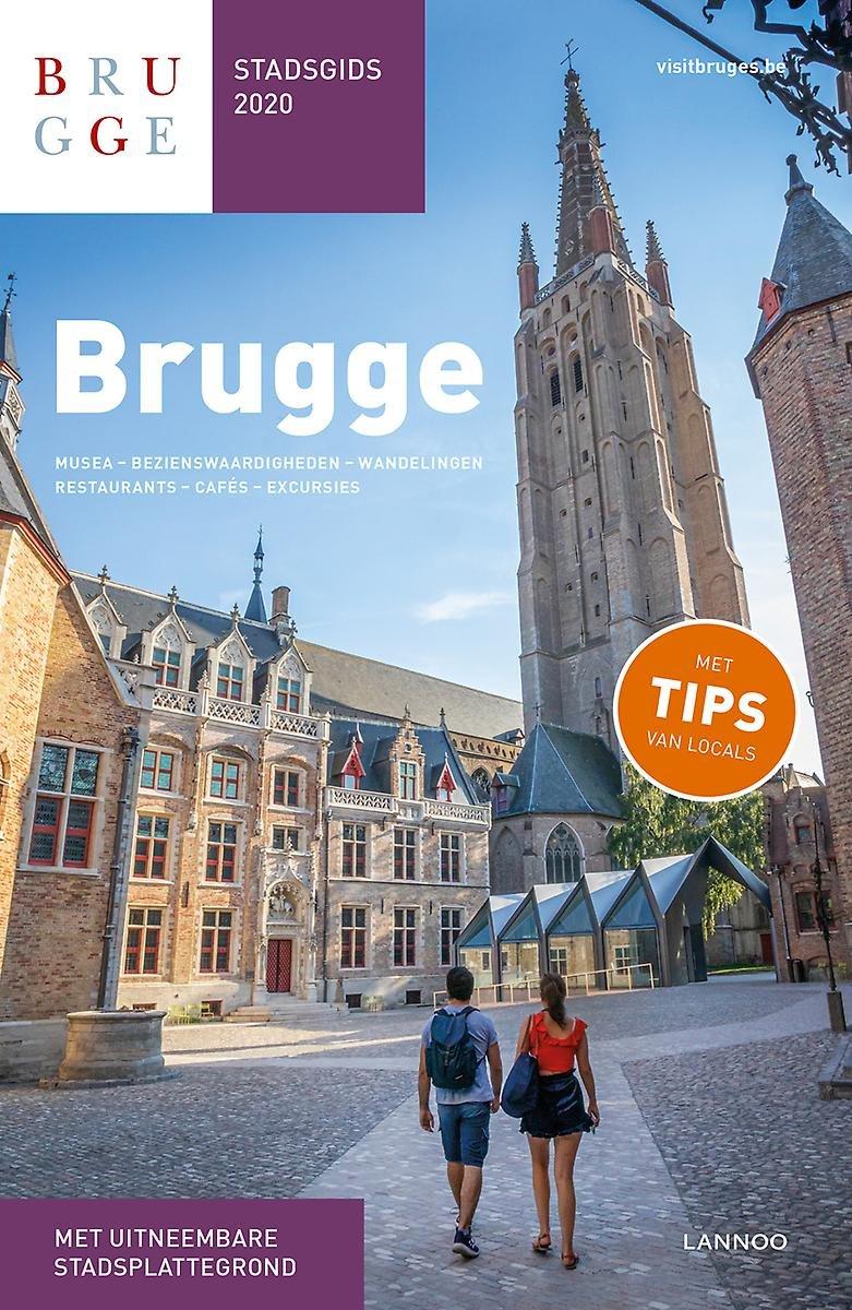 Brugge | 2020 9789401464888  Lannoo   Reisgidsen Gent & Brugge