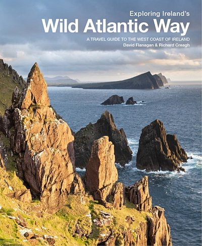Exploring Ireland's Wild Atlantic Way 9780956787477  Three Rock Books   Reisgidsen Galway, Connemara, Donegal, Munster, Cork & Kerry