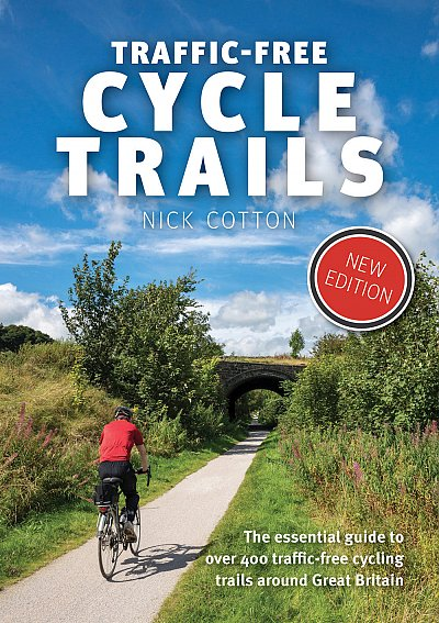 Traffic-Free Cycle Trails | Groot-Brittannië fietsgids 9781912560769 Nick Cotton CycleCity Guides   Fietsgidsen Groot-Brittannië