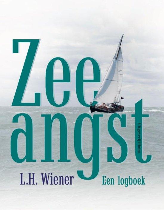Zeeangst | L.H. Wiener 9789492928894 L.H. Wiener Pluim   Landeninformatie Zeeën en oceanen