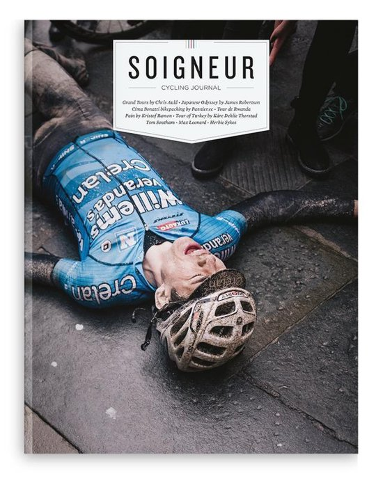 Soigneur Cycling Journal | Martijn Boot 8718868582386 Martijn Boot Soigneur   Fietsgidsen, Fotoboeken Wereld als geheel