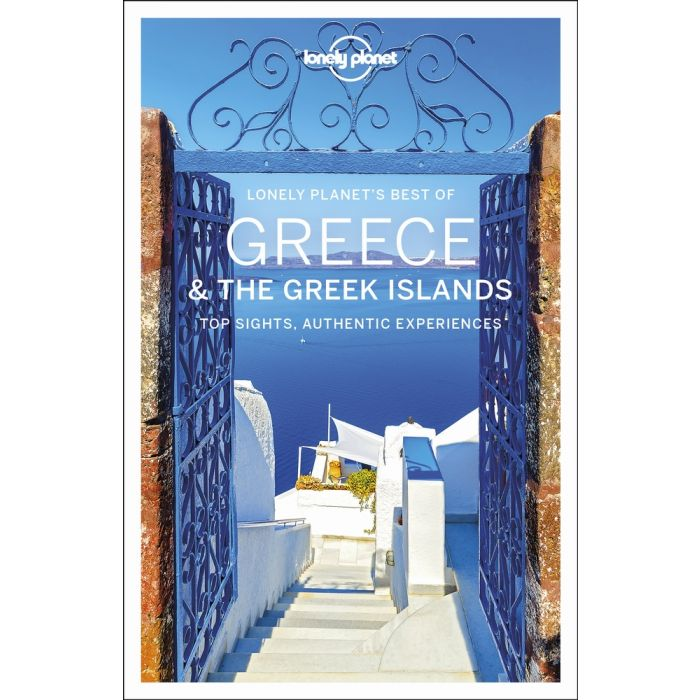 Best of Greece & the Greek Islands | Lonely Planet 9781788686389  Lonely Planet Best of ...  Reisgidsen Griekenland