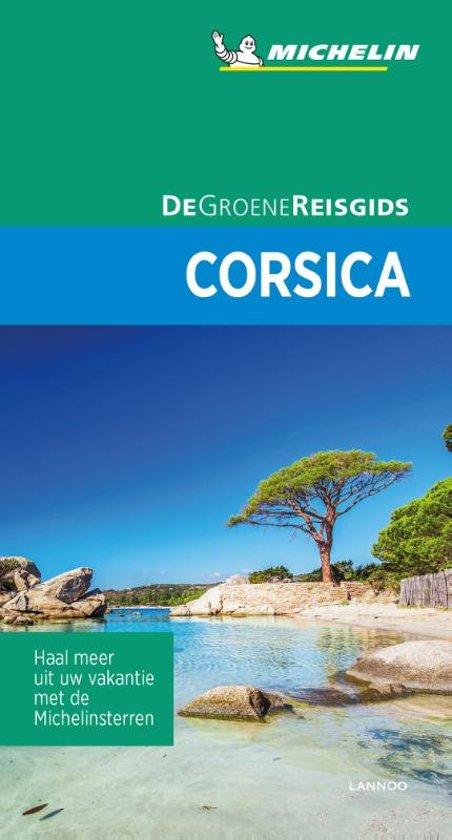 Corsica | Michelin reisgids 9789401457118  Michelin Michelin Groene gidsen  Reisgidsen Corsica