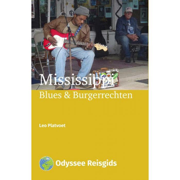 Mississippi | reisgids 9789461230713 Leo Platvoet Odyssee   Muziek, Reisgidsen VS Zuid-Oost, van Virginia t/m Mississippi