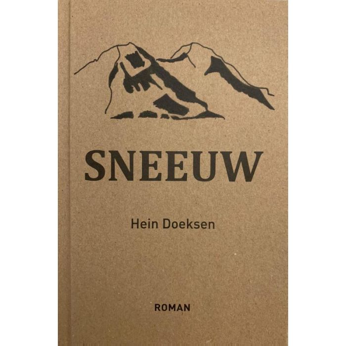 Sneeuw | Hein Doeksen 9789463238410 Hein Doeksen Boekengilde   Klimmen-bergsport, Reisverhalen Zwitserland