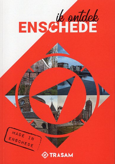 Ik Ontdek Enschede | stadsgids 8719326859101 Nick Jansen en Jordie Wennekes Trasam   Reisgidsen Twente