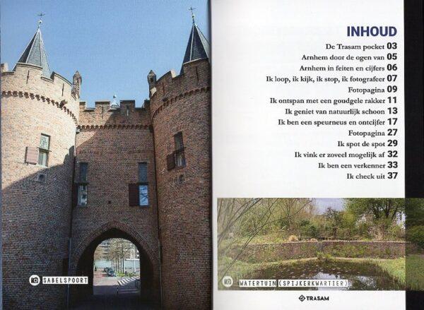 Ik Ontdek Arnhem | stadsgids 8719326859118 Nick Jansen en Jordie Wennekes Trasam   Reisgidsen Arnhem en de Veluwe