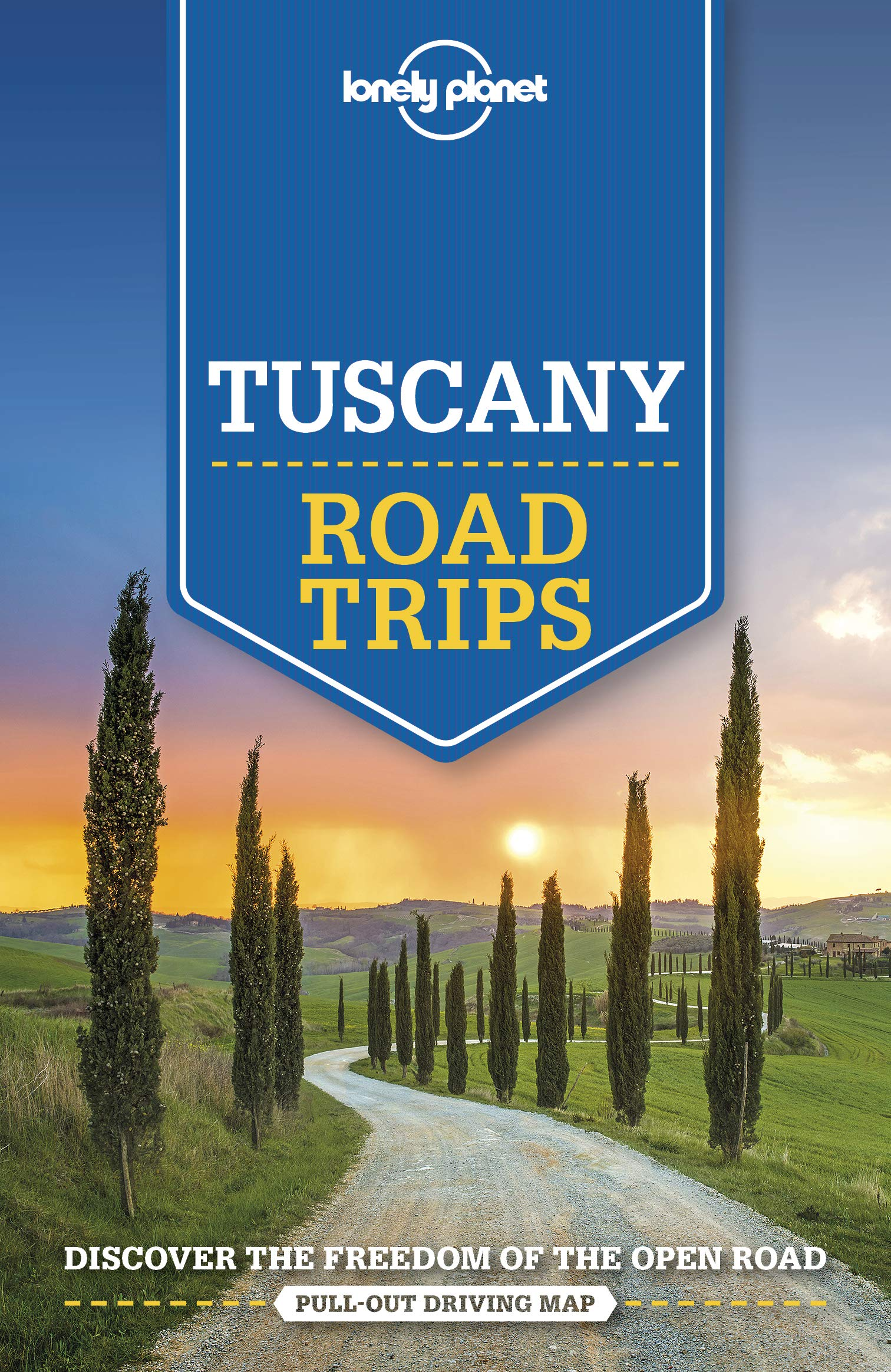 Tuscany Lonely Planet Road Trips 9781786575678  Lonely Planet Road Trips  Reisgidsen Toscane, Florence