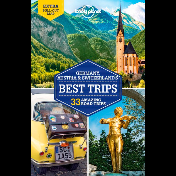 Lonely Planet Germany, Best Trips 9781786575814  Lonely Planet LP Best Trips  Reisgidsen Duitsland