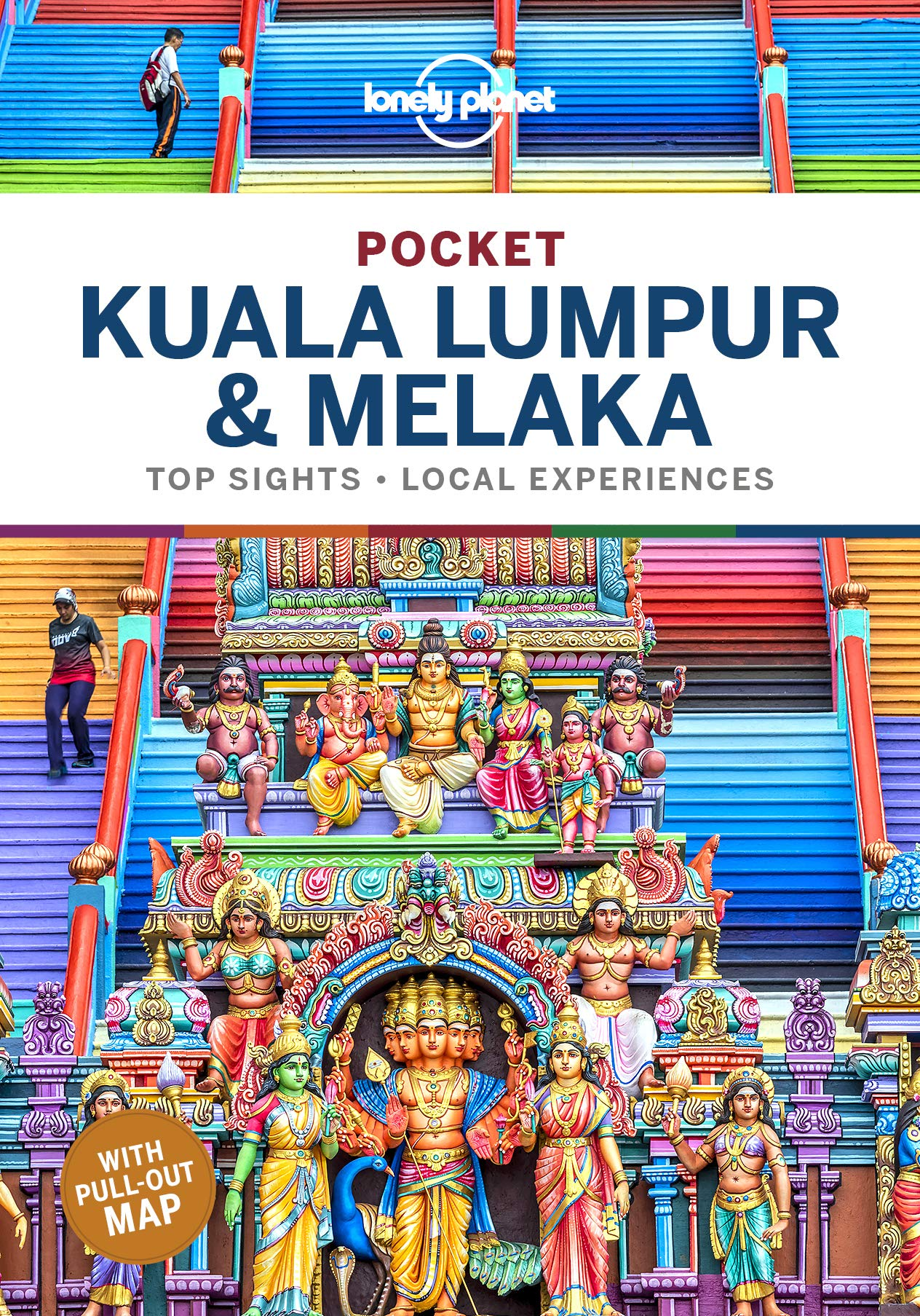 Kuala Lumpur Lonely Planet Pocket Guide 9781786578440  Lonely Planet Lonely Planet Pocket Guides  Reisgidsen Maleisië en Brunei