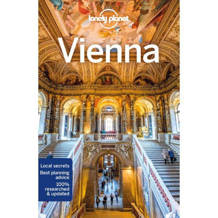 Lonely Planet Vienna 9781787013841  Lonely Planet Cityguides  Reisgidsen Wenen, Noord- en Oost-Oostenrijk