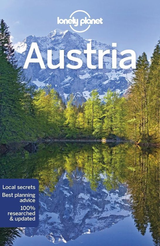 Lonely Planet Austria 9781787014015  Lonely Planet Travel Guides  Reisgidsen Oostenrijk
