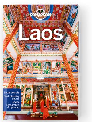 Lonely Planet Laos 9781787014084  Lonely Planet Travel Guides  Reisgidsen Laos