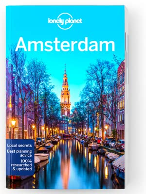 Amsterdam Lonely Planet Travel Guide 9781787015197  Lonely Planet Cityguides  Reisgidsen Amsterdam