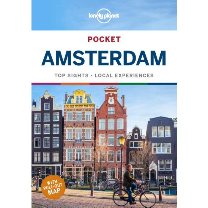 Amsterdam Lonely Planet Pocket Guide 9781787016132  Lonely Planet Lonely Planet Pocket Guides  Reisgidsen Amsterdam