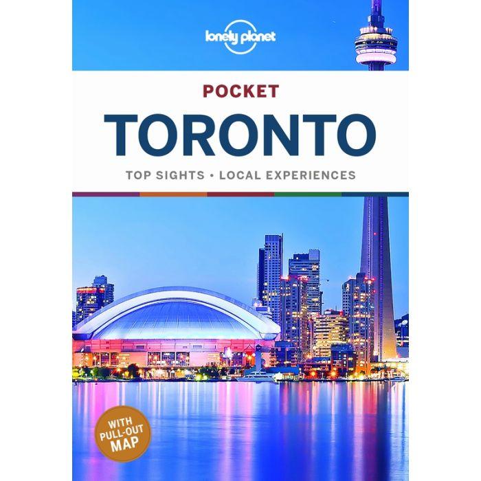 Toronto Lonely Planet Pocket Guide 9781788683388  Lonely Planet Lonely Planet Pocket Guides  Reisgidsen Canada ten oosten van de Rockies