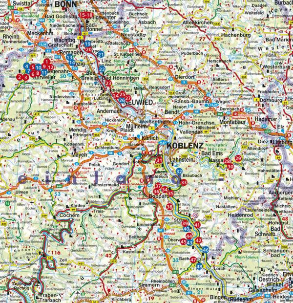 Weinwandern Ahr – Mittelrhein | wandelgids 9783763332021  Bergverlag Rother Rother Wanderbuch  Culinaire reisgidsen, Wandelgidsen, Wijnreisgidsen Mittelrhein, Loreley, Westerwald