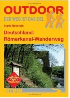 Der Römerkanalwanderweg | wandelgids (Duitstalig) 9783866862401 Ingrid Retterath Conrad Stein Verlag Outdoor - Der Weg ist das Ziel  Meerdaagse wandelroutes, Wandelgidsen Aken, Keulen en Bonn, Eifel
