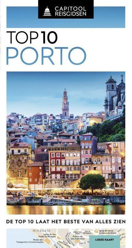 Capitool Top 10 Porto 9789000374052  Unieboek Capitool Top 10  Reisgidsen Porto