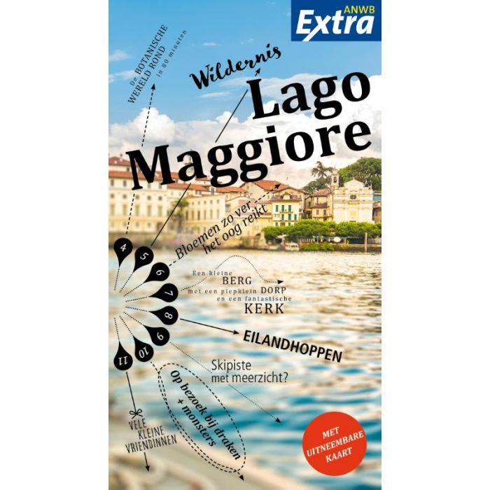 ANWB Extra reisgids Lago Maggiore 9789018046217  ANWB ANWB Extra reisgidsjes  Reisgidsen Milaan, Lombardije, Italiaanse Meren