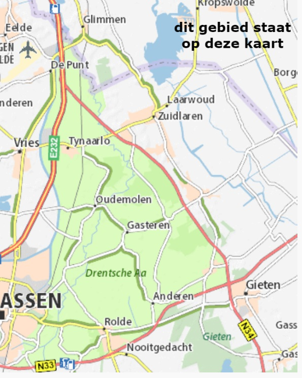 SBB-09  Drentsche Aa   wandelkaart 1:25.000 9789028703681  Staatsbosbeheer SBB kaart 1:25.000  Wandelkaarten Drenthe